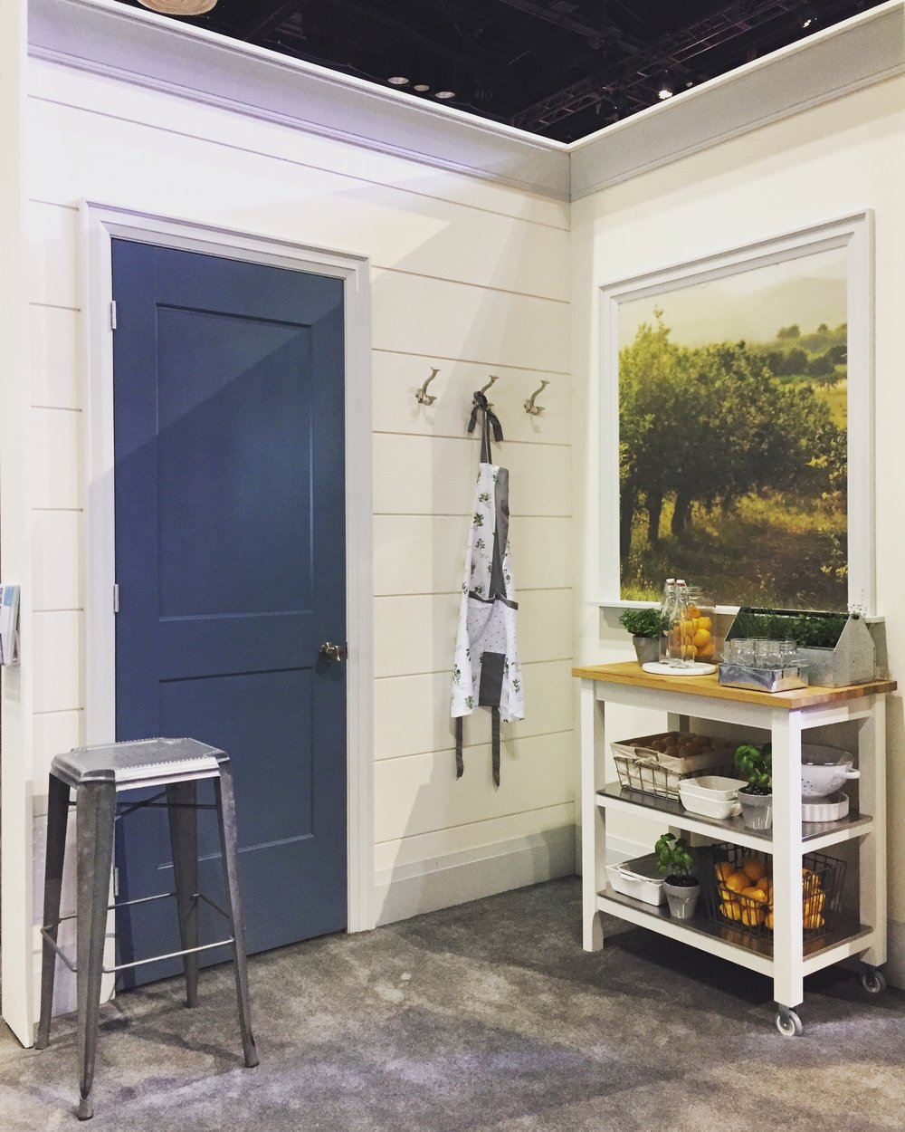 And Last But By No Means Least I Was Happy To Discover The New Option M Collections From Metrie In Particular This Modern Farmhouse Vignette