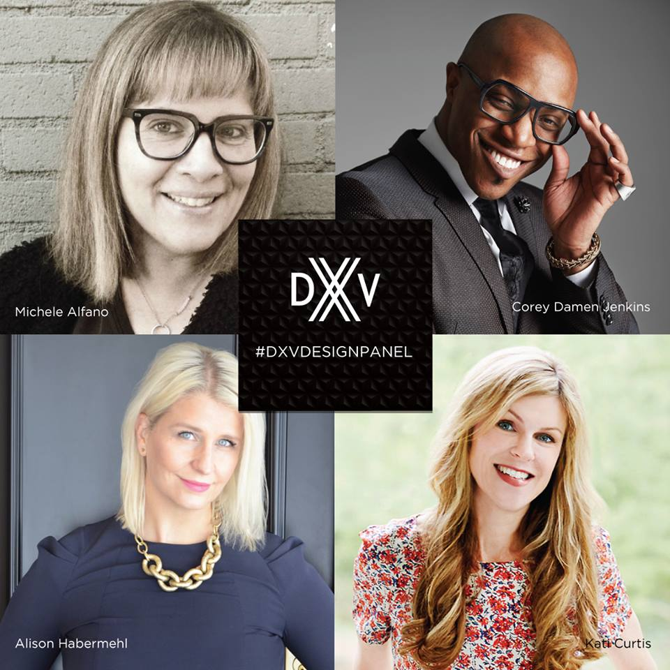 DXV Design Panel 2017