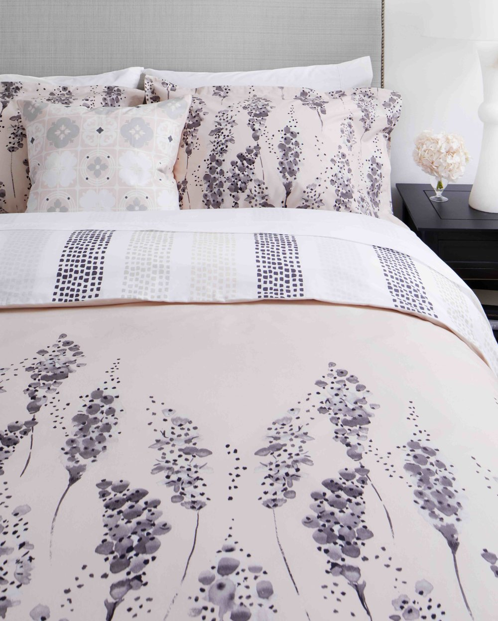 9. Hyacinth Bedding