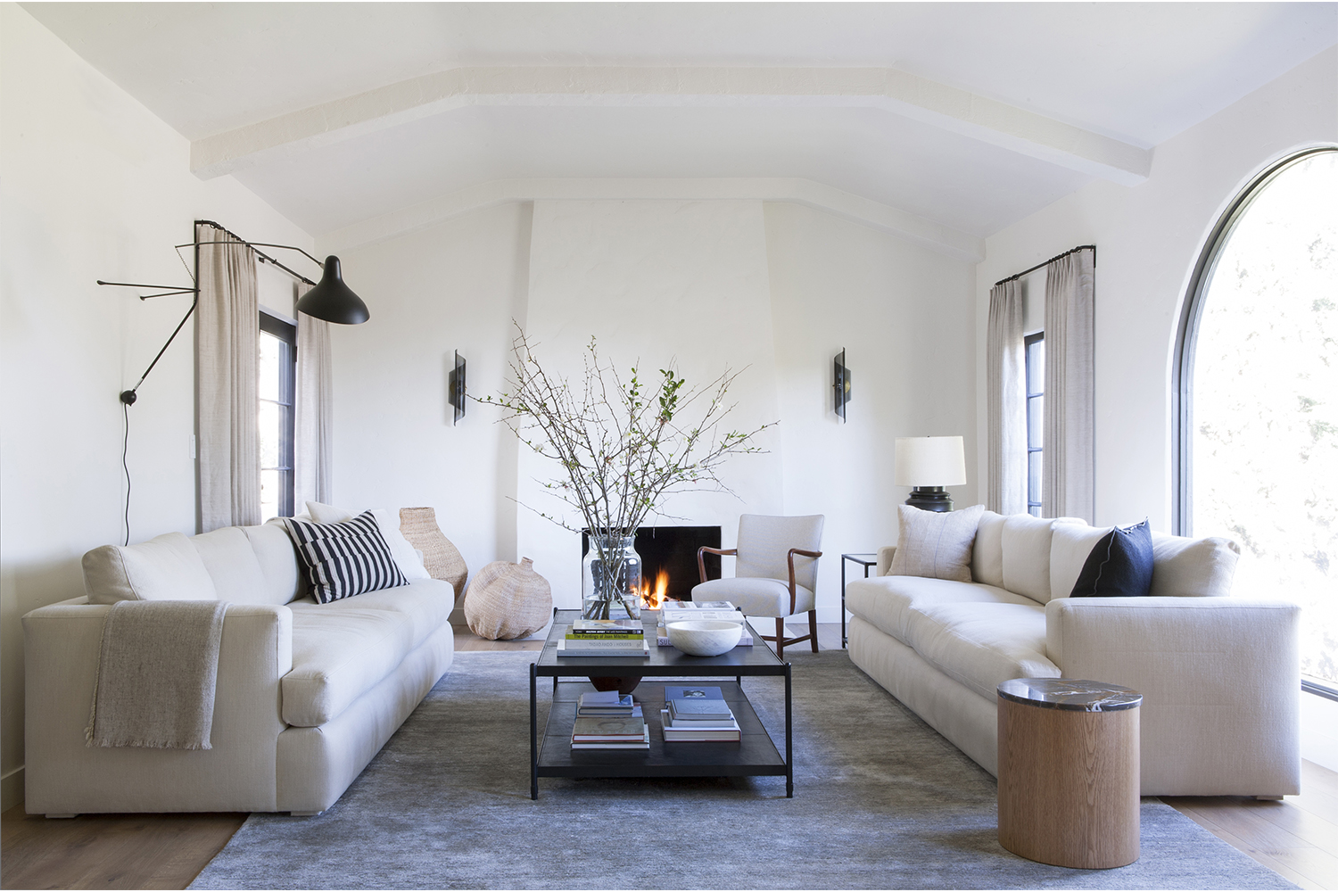 serene spanish style home by disc interiors u2014 the design edit