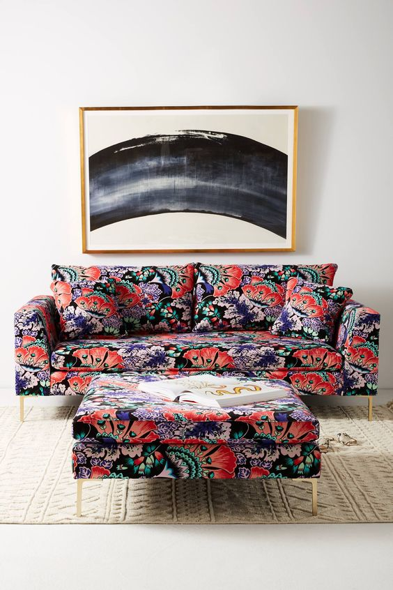 Feather Bloom Edlyn Sofa