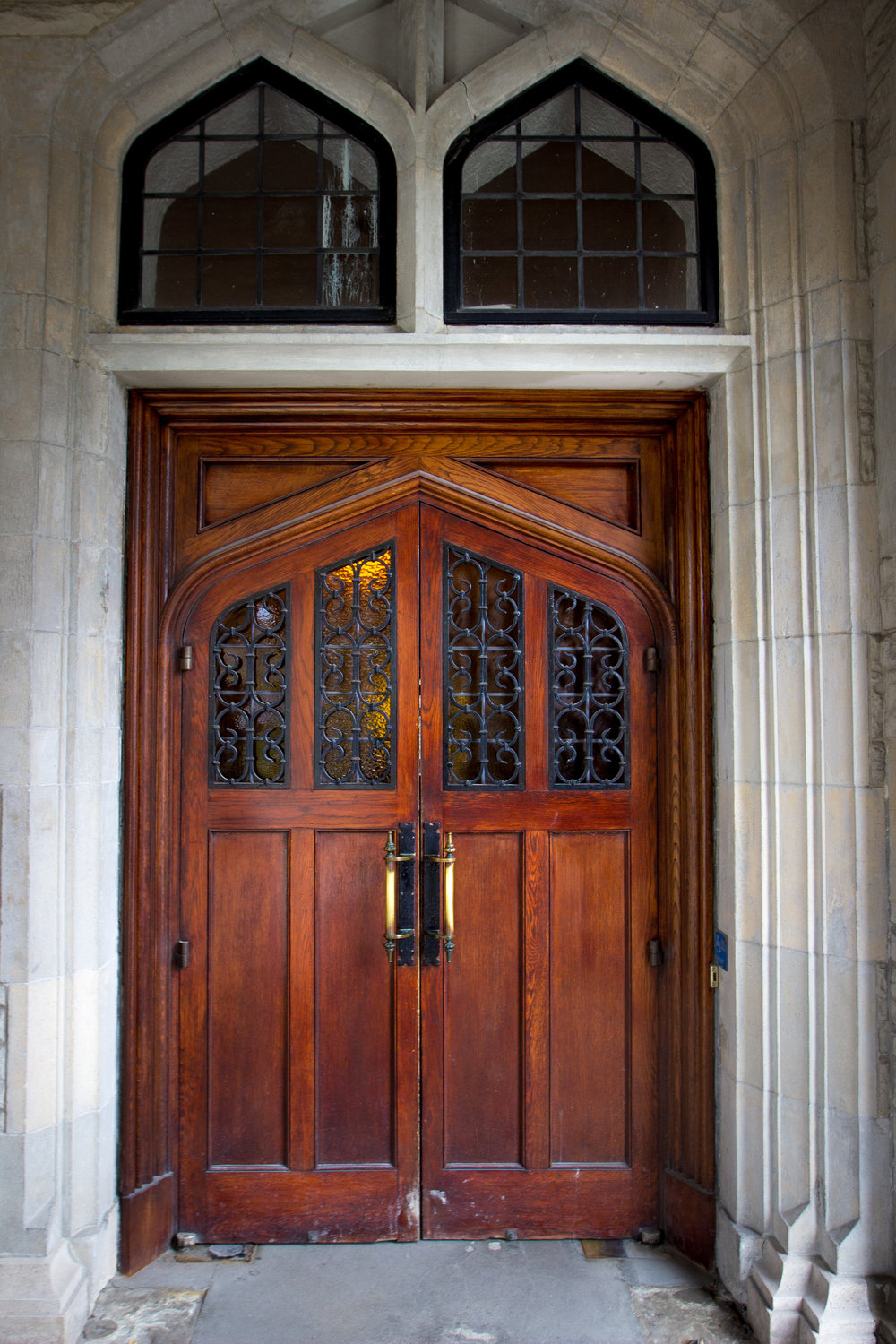 The Doors to the Castle