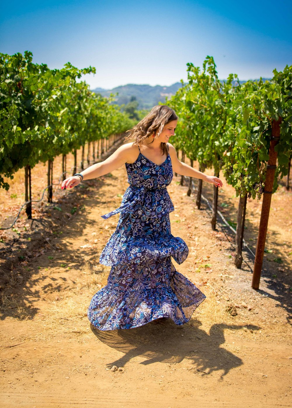 Twirling through the weekend