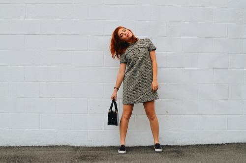 Amanda . Fashion Blogger . Rock Bottom Vogue