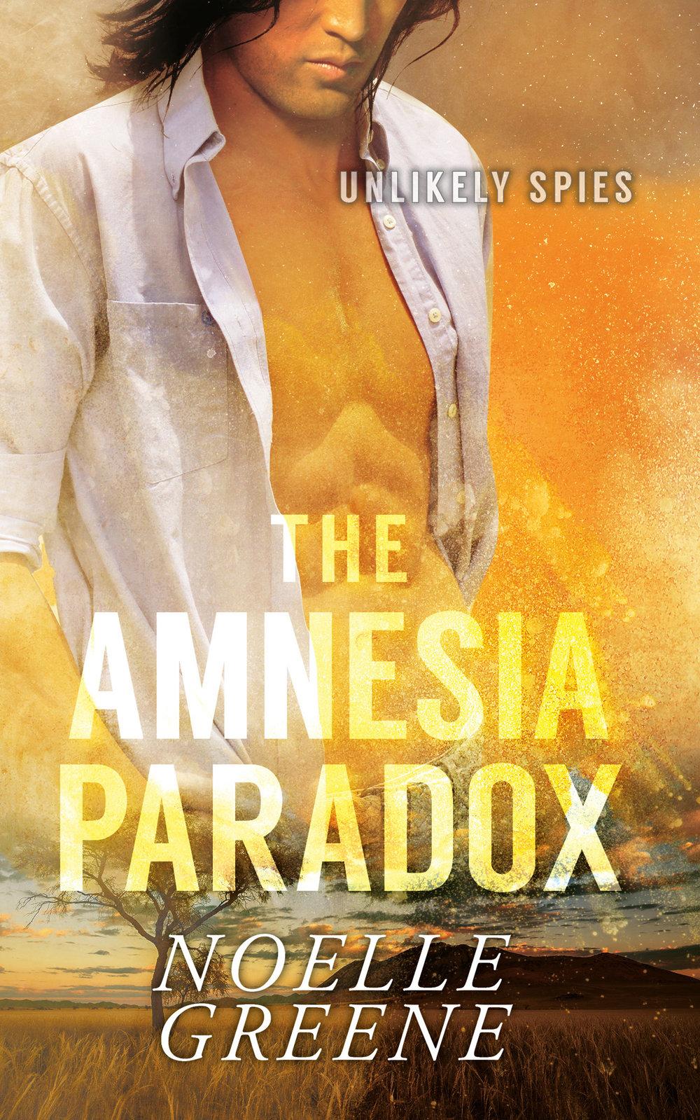 Best romantic suspense AMNESIA PARADOX