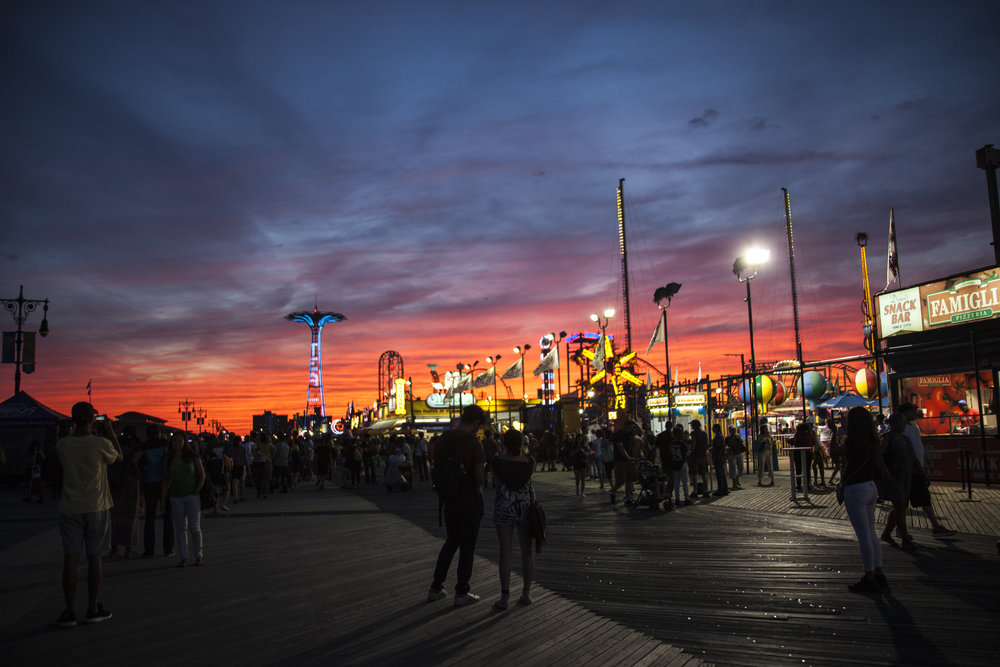 4th of July at Coney Island - When: Tuesday, July 4 @ 9:30 PMWhere: Coney Island Beach