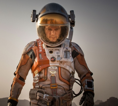 Summer Movie Series: The Martian - Intrepid Museum  •  Aug 1  •  7 PMMore information herePhoto credit: Fox Movies