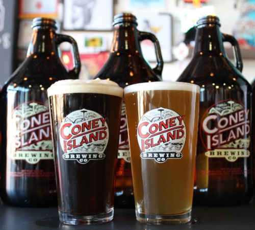 Coney Island Brewery 2 Year Anniversary Bash - Coney Island Brewery  •  Aug 5  •  2-6 PMMore information herePhoto credit: Coney Island Brewing