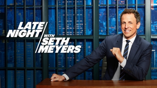 Late Night with Seth Meyers (NBC) -