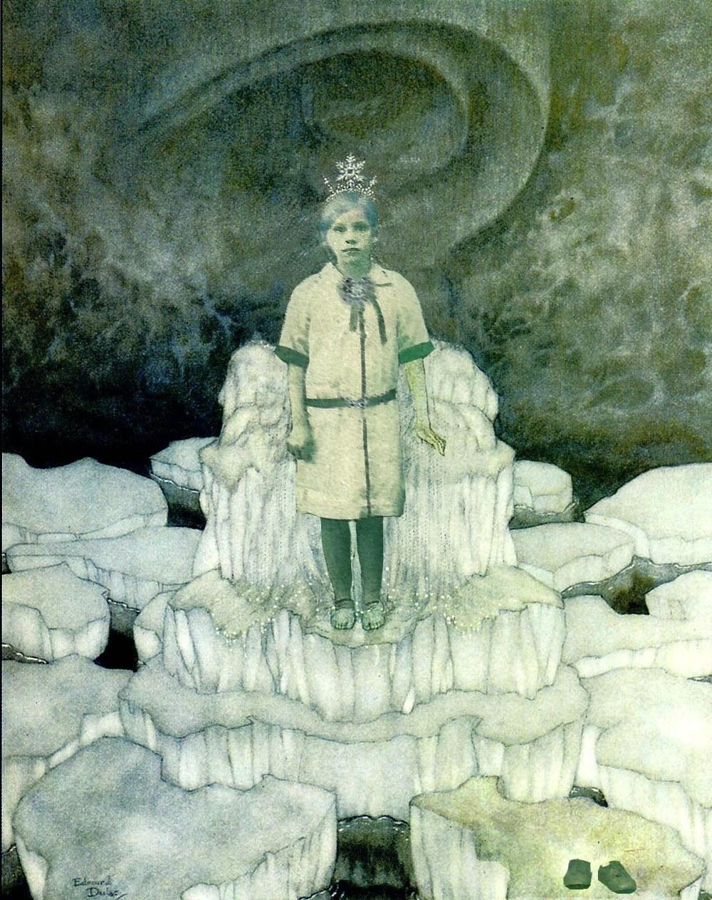 Agnes as Snow Queen