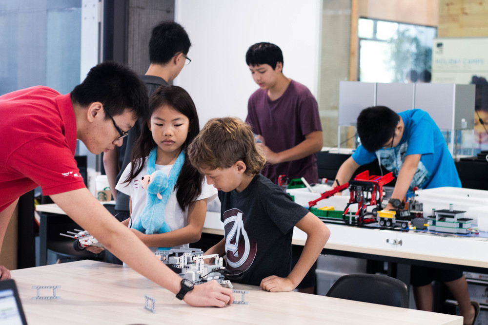 FOR 12+ yrs old Coding and Robotics