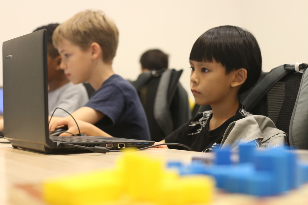 For kids 10-12 yrs old Coding, Robotics,3D Design & Printing, and Mini-MBA