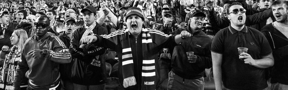 2016 A-League :: Melbourne Victory Fans