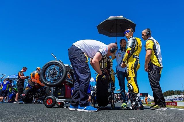 Back on the grid #phillipislandcircuit for Round 1 of the 2017 MOTUL FIM World Superbike 