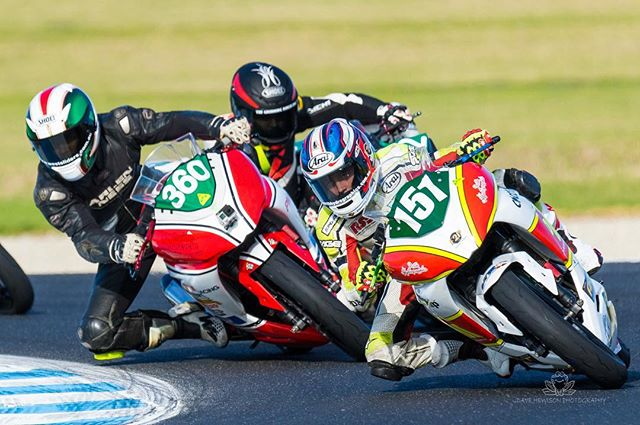 More from the support classes at Phillip Island #phillipislandcircuit for Round 1 of the 2017 MOTUL FIM World Superbike 