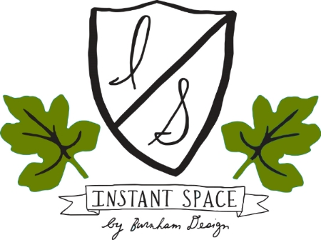 instant space logo