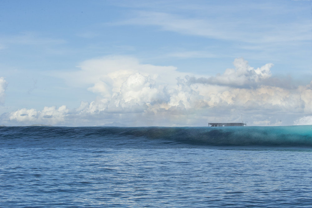 Cloudbreak Fiji Rodd Owen