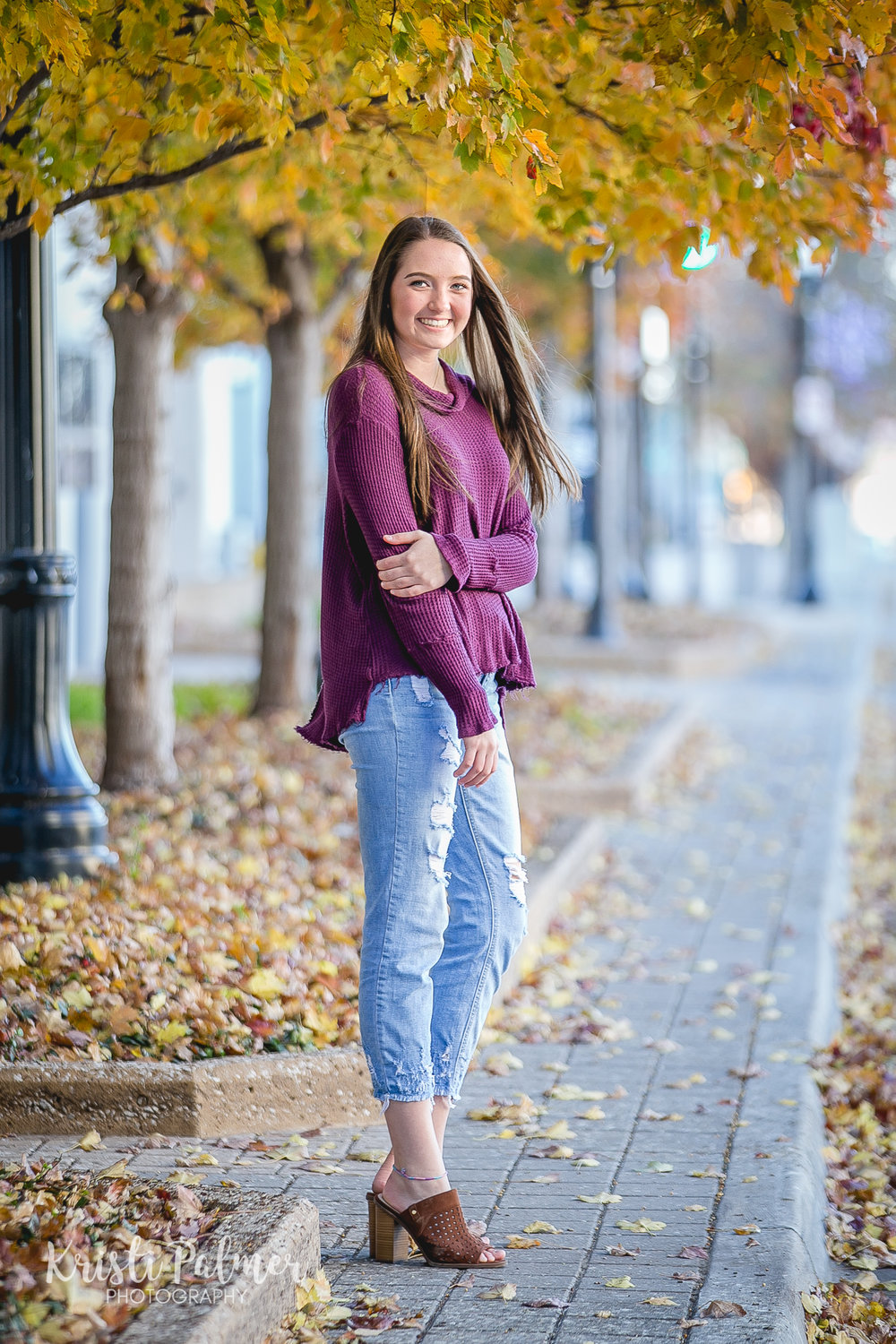senior photographer tulsa downtown