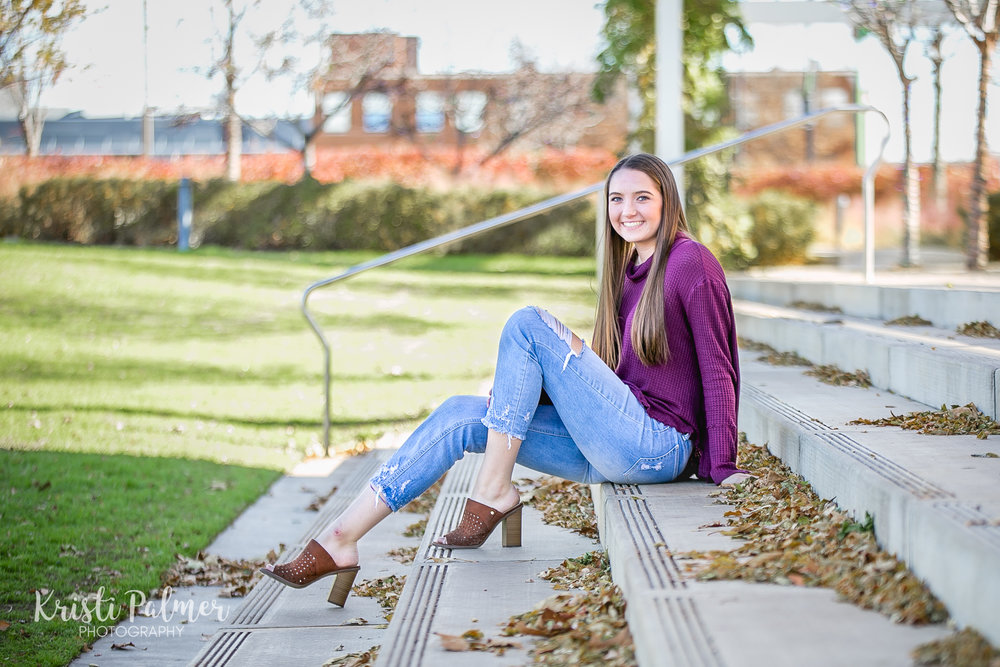 senior girl guthrie green tulsa