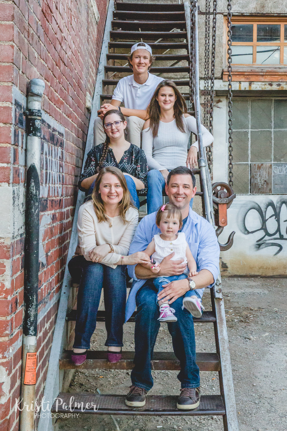 downtown family pictures