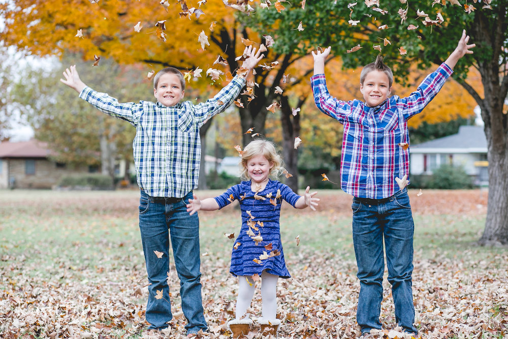 fall family photos tulsa oklahoma