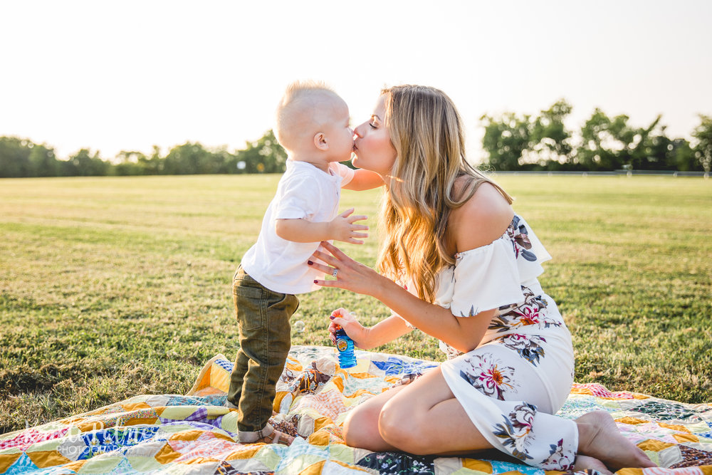 mom and son lifestyle photography