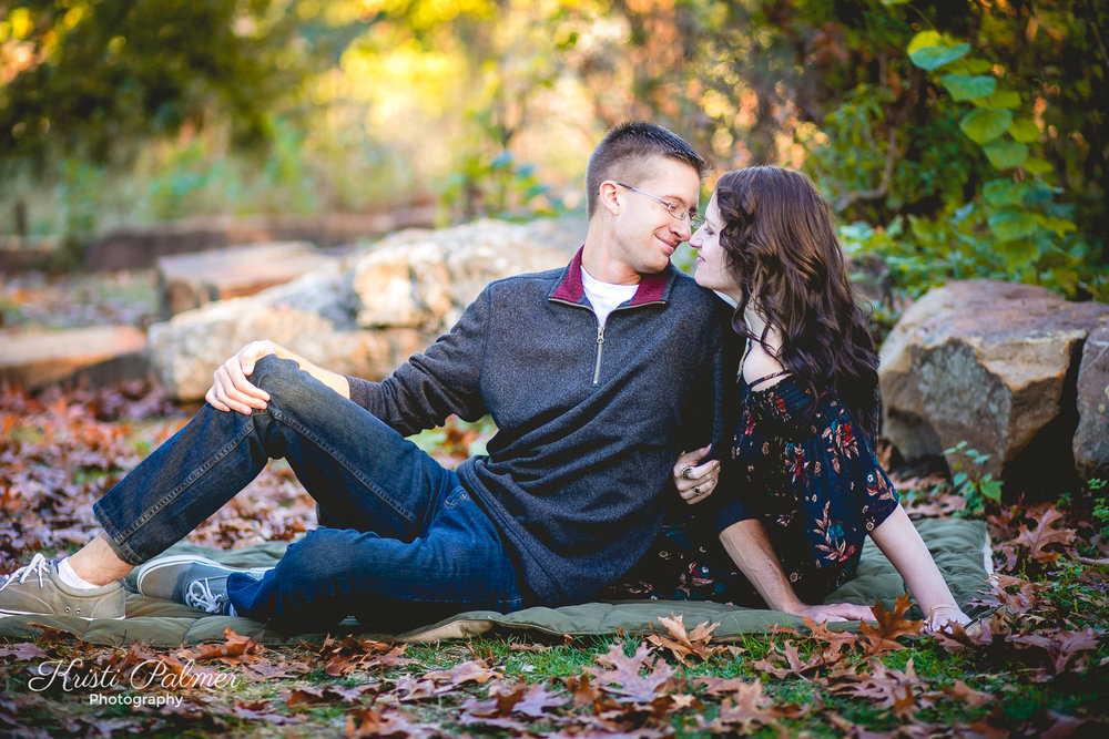 engagement portraits Tulsa