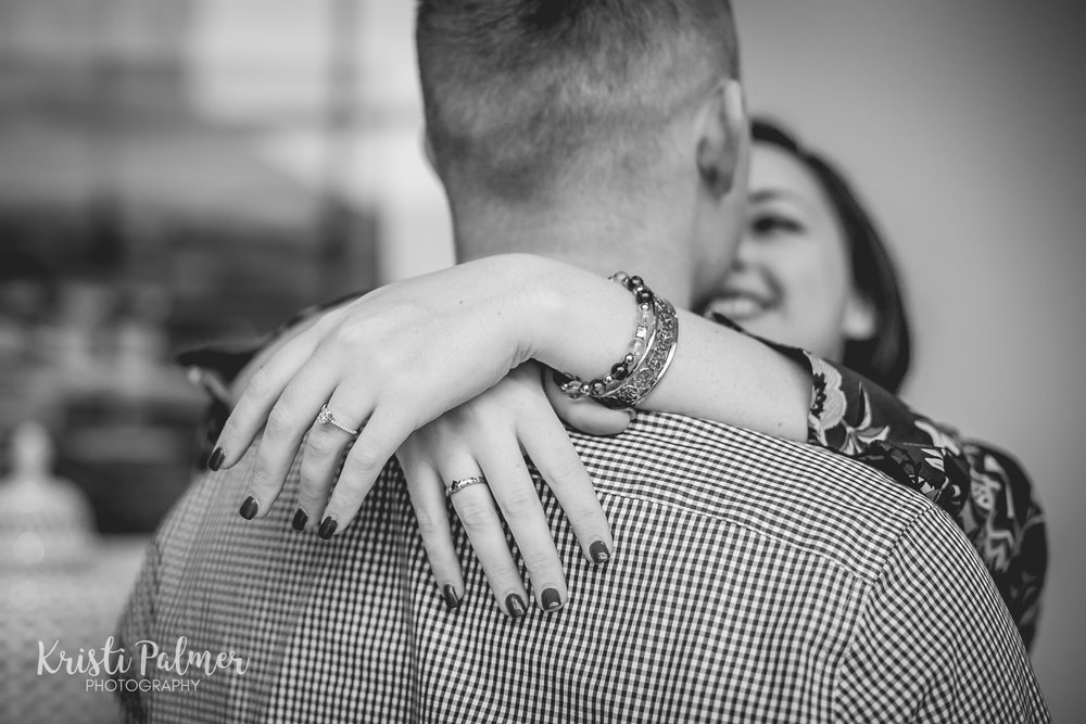 engagement portrait ring tulsa