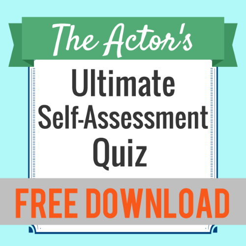 free download actor's self assessment