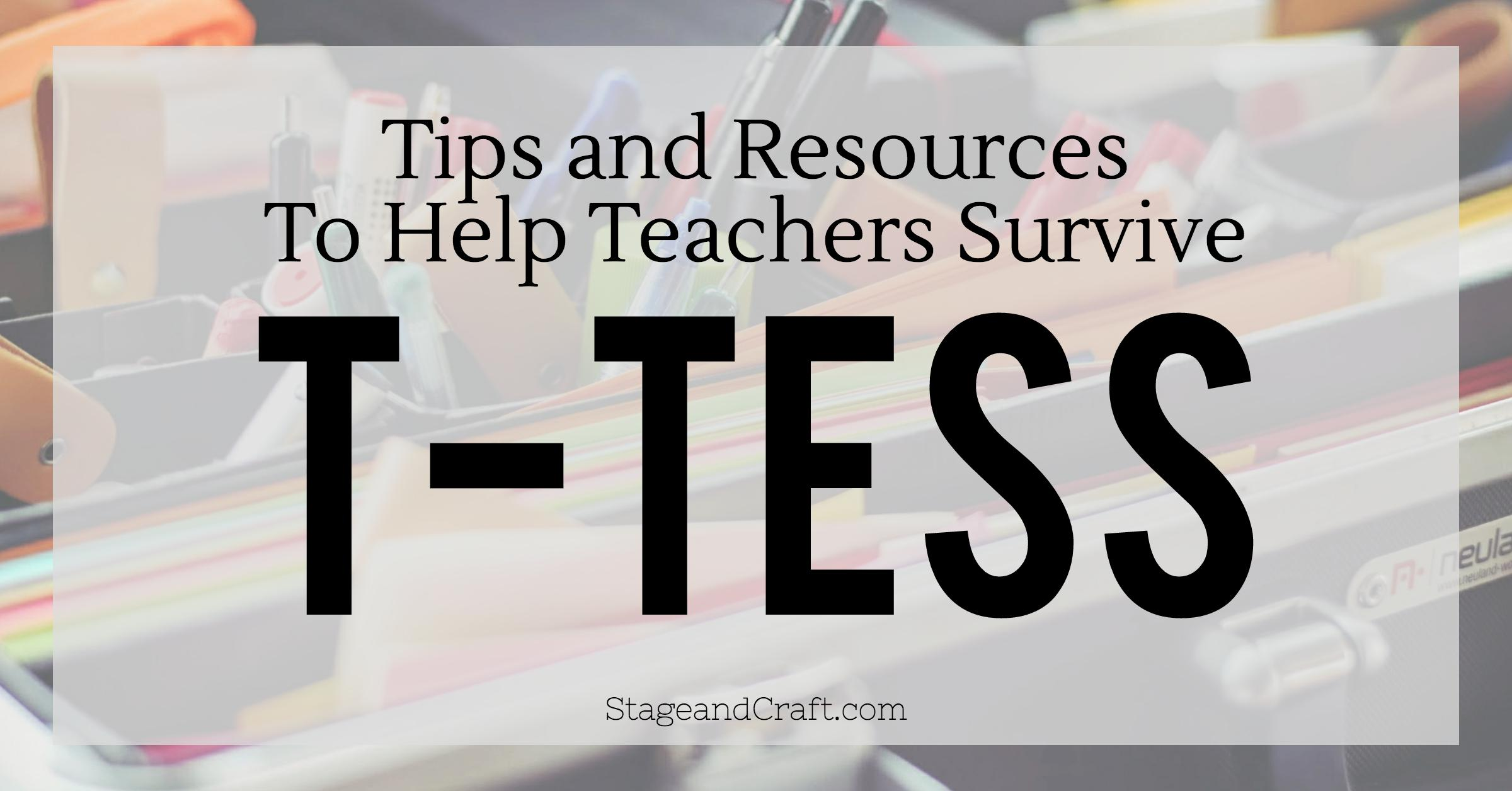 photo relating to T-tess Rubric Printable named T-TESS Critique for Texas Instructors-Moreover a Free of charge Downloadable