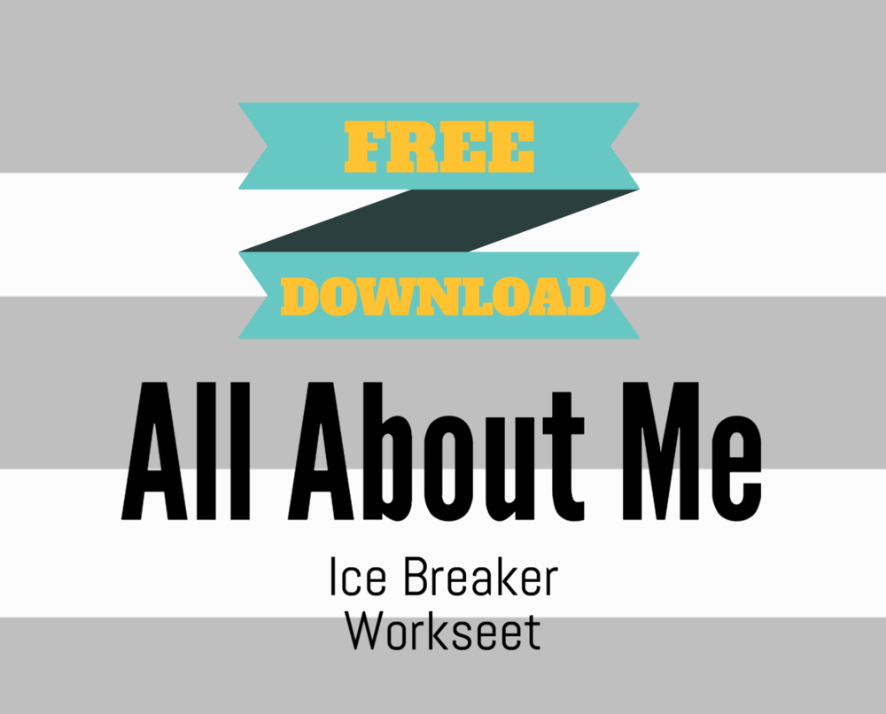 Get your free All About Me Worksheet here!