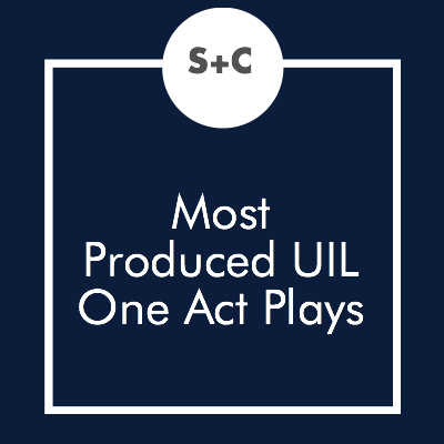 This is a little out of character for the blog but we thought this was pretty interesting! Below are visual representations of some of the top produced shows in UIL One Act Play.