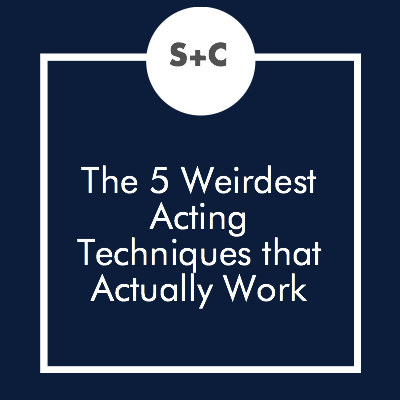 We've all heard of the typical acting tactics- Meisner, Hagen, Stanislavski. These are classics for a reason. But I've found that working with high school students requires a little more novelty. While the study of these legends is incredibly important to a well-rounded acting education, a little fun never hurt anyone. So we've compiled our favorite, weirdest and maybe most unexpected acting techniques that have worked wonders for our actors over the years. We hope you have fun with them!