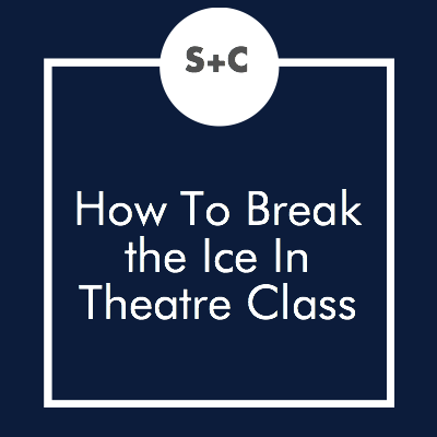 If you've taught theatre for even 5 minutes, you know getting some kids to open up can be an uphill battle. The easiest way to not only ease into the school year, but also break the ice with new students, is to play these fun games in class to open up communication and get creative juices flowing.  Here are a few things that might be fun, get kids on their feet, help them get to know each other and you without being too cheesy or embarrassing for shy kids or new kids to your school.