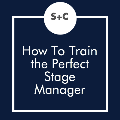 Like I said in this last post, stage managers are insanely important to your show! They are the backbone to your tech crew and the director's right hand. Because of the huge role they play (pun intended) I created a handbook especially for stage managers to help them keep your show organized and running smoothly.  So when I give them this handbook, I also like to brief them on their duties and what I expect of them. Here's my list of topics I cover during my ad-hoc Stage Manager Orientation.