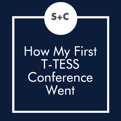 Whew!! I just walked out of my T-TESS pre-conference, and I feel much better about the process. Of course, I was stressed and worried about how it might go. I've been fixating on it for a while now. As many of our readers know,handling T-TESS in a non-core subject is hard.
