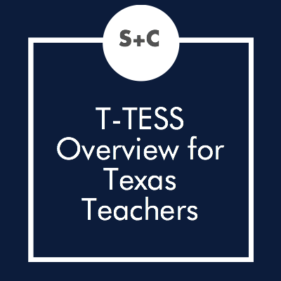 We're counting down the days to the beginning of the school year! We've been at school for inservice the past few days and today was a big one: T-TESS Preparation.  If you are a teacher in the great state of Texas, you will know what we're talking about. T-TESS stands for The Texas Teacher Evaluation and Support System. It's the latest program to monitor and evaluate teacher and student progress in the classroom.