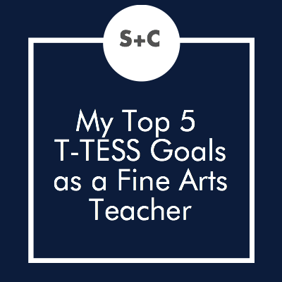 "T-TESS is the talk of the town! Well, maybe just my ""town"" that consists of all teacher friends. We're all in the midst of a huge learning curve to take on this new program.  Here's where my biggest problems have come up: I don't teach a core subject."