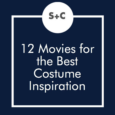 We're always on the hunt for some costume inspiration. Where better to find it than movies and television? Here's our (ongoing) list of our favorite sources of costuming inspiration.