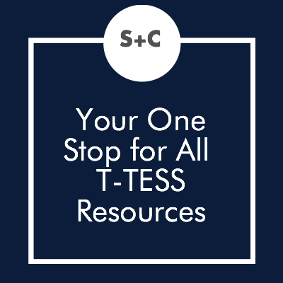 Getting used to the T-TESS system is enough work as it is! And we were tired of hunting down all the different documents, forms and presentations we needed to get it done. So we've compiled all the T-TESS resources we could find to help teachers have a one-stop-shop for all things T-TESS.