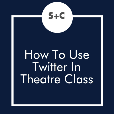 It wasn't until about a year ago I even really knew what Twitter was. I had heard about it vaguely through my students and my daughter and assumed I was too far removed in my generation to need any more information about it. But I was so very wrong!
