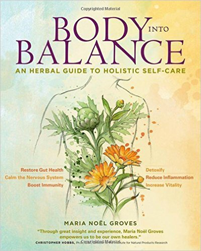 One of the most holistic herb books I've ever come across. Includes nutritional info too.