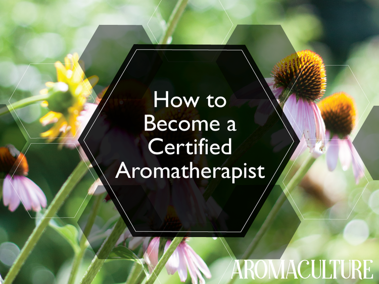 How to Become a Certified Aromatherapist — Aroma Culture