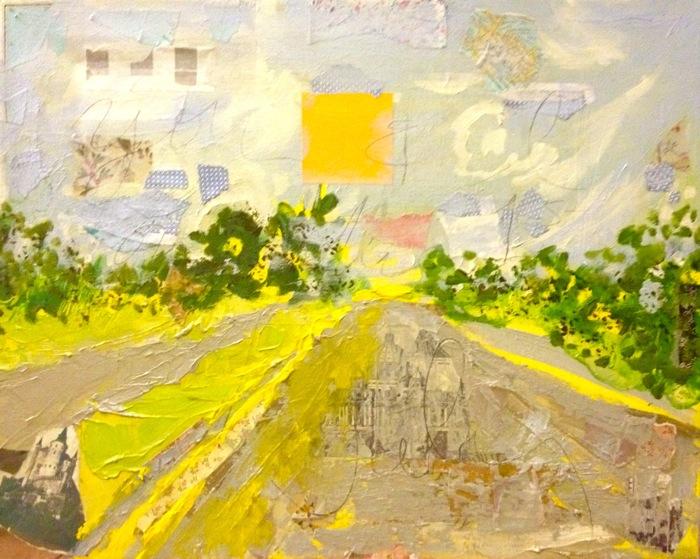 Sarah Perea-Kane, Driving III, 2014