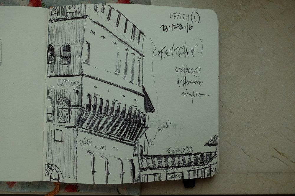 study | Uffizi