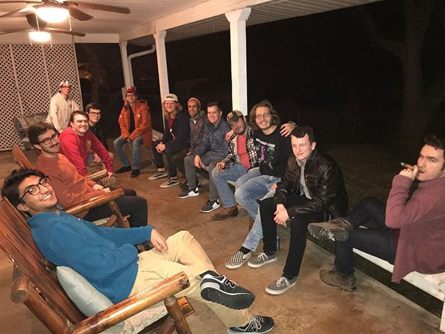 Our spring Brotherhood Retreat was a blast. Had our first exec meeting and swore in our new leaders. Stay tuned for our rush schedule and other big things😉