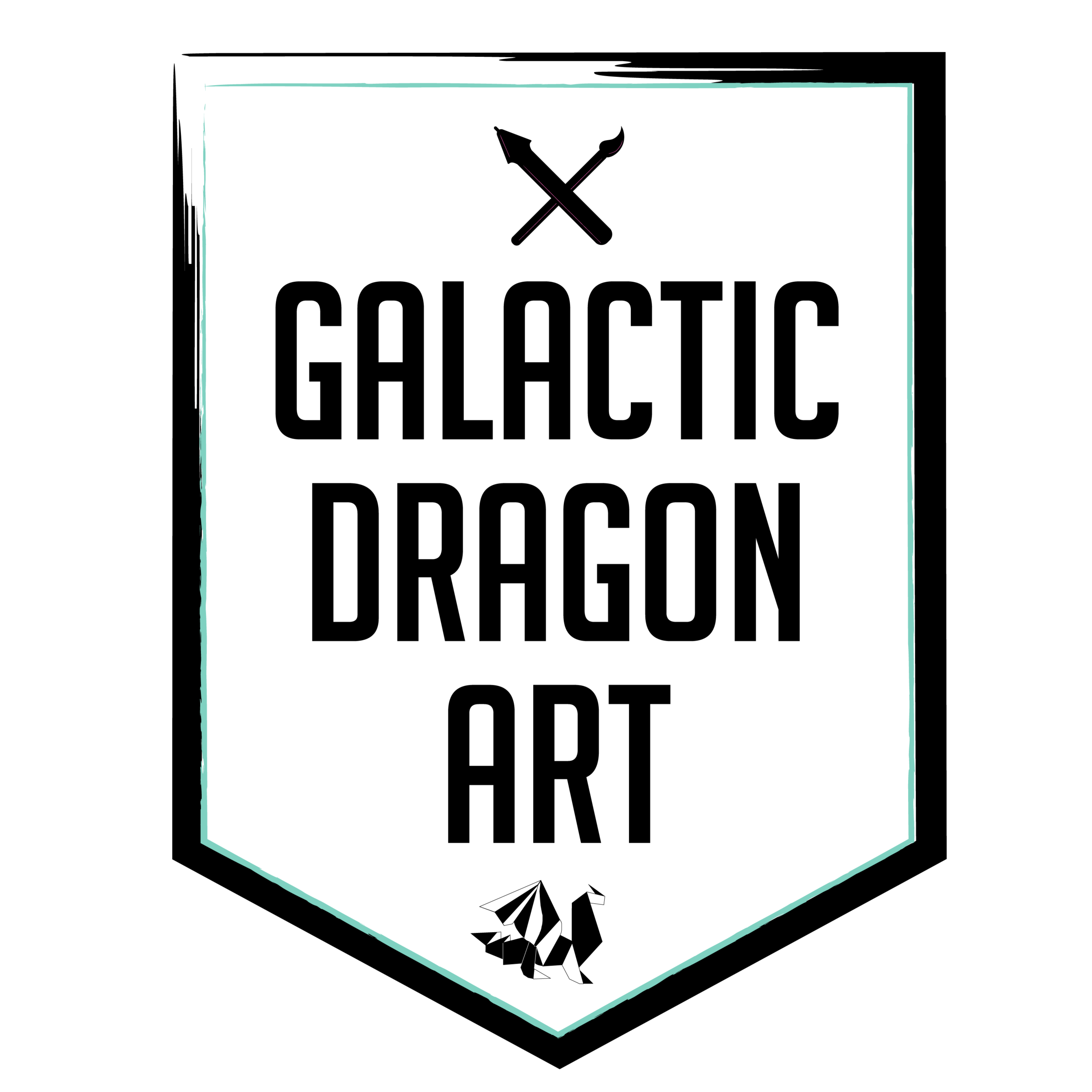 Galactic Dragon Art