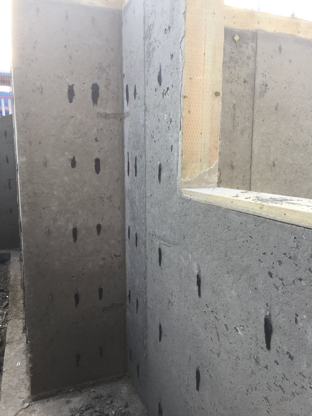 Foundation Dampproofing  Integer Homes - Damp basement walls