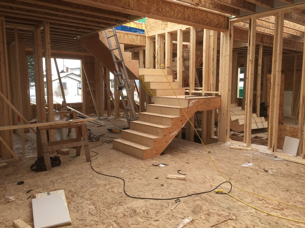 - Framing Check - the type of workmanship that must be complete prior to covering with drywall. This is the type of inspection that the framing inspector will not do as they solely focus on code related structural requirements, but the builder has far more subtle issues to contend with.