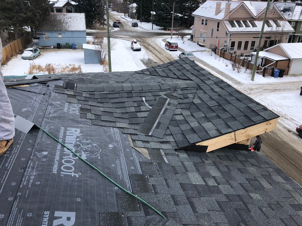 You can't start the shingle until the framing is done. This makes the time from pouring the basement footing to starting the roofing a good metric to evaluate pace of work.